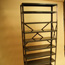 metal shelves for sale