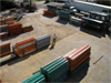 yard of pallet racking manufacturer