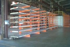 Cantilever Metal Depot