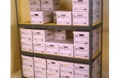 Widespan Shelving - 69 x 22w x 42 x 22d x 84 x 22t - High Strength Steel Shelves