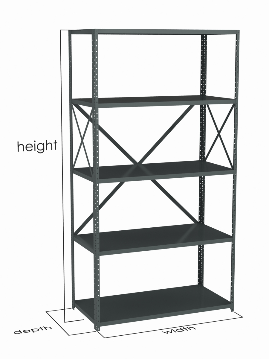 premium selection b8b07 a7adf Dixie Shelving | Shelving & Rack Manufacturer in Houston